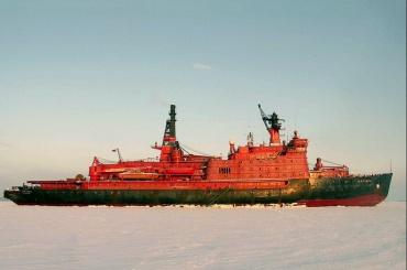 Ледокол «Арктика» отдадут Петербургу