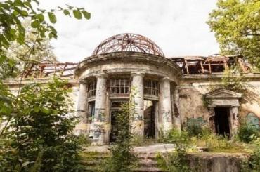 Заброшенное здание вУдельном парке переделают под отель
