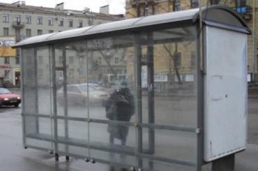 Полтысячи новых остановок появится вПетербурге втечение двух лет