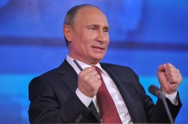 Песков: Путин тоже был рад победе сборной России