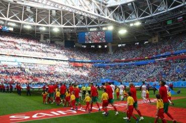 Футболист Марокко забил всвои ворота