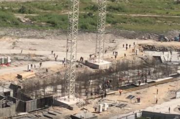 Рабочие-мигранты устроили массовую драку насевере Петербурга