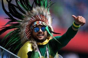 Бразилия— Коста-Рика: счет смогли открыть только вконце игры