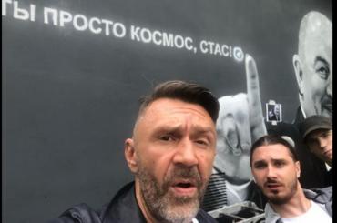 Петербуржец потребовал уничтожить граффити сЧерчесовым