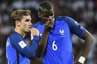 Гол Поля Погба принес победу сборной Франции вматче Австралией