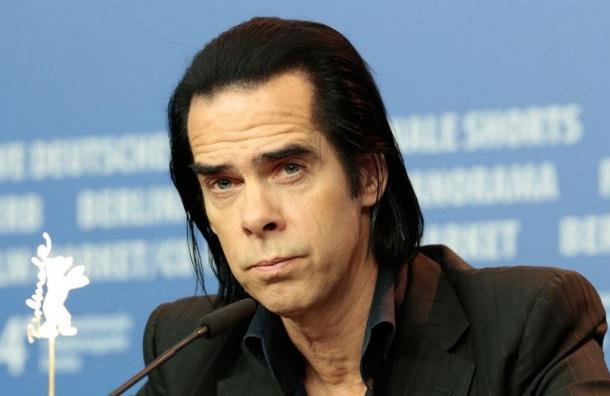Ник Кейв выступит сконцертом вПетербурге