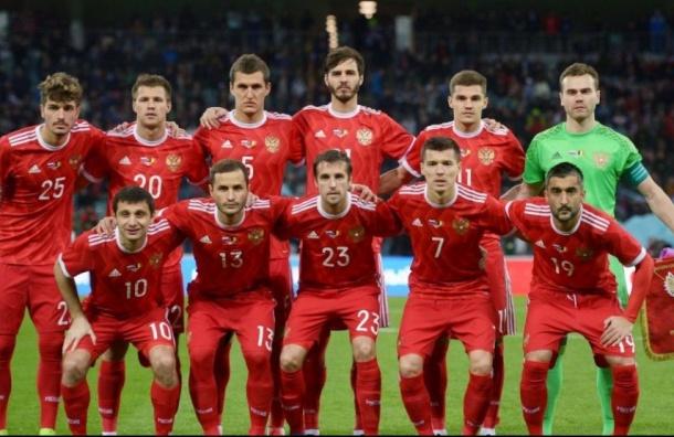 Сборная России победила сосчетом 5:0