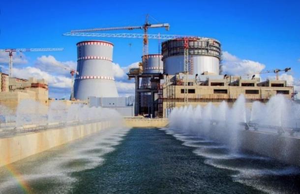 Третий энергоблок Ленинградской АЭС остановили наплановый ремонт