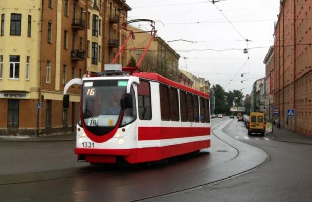 Трамваи 6 и40 изменят маршрут поВасильевскому острову