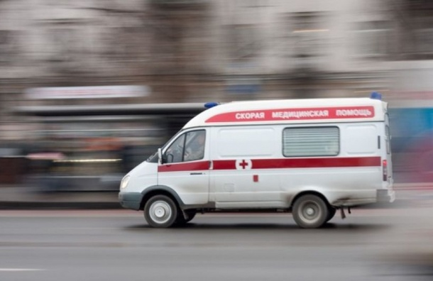 Четырехлетний мальчик госпитализирован после падения спятого этажа
