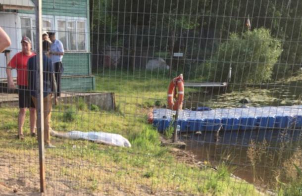 Человек утонул наСреднем Суздальском озере вПетербурге