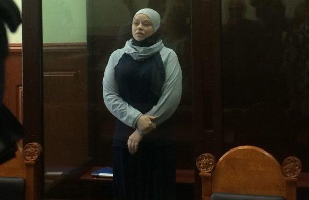 Петербурженке дали 5 лет тюрьмы заучастие втеррористической организации