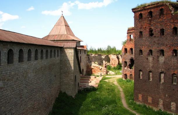 Крепость Орешек отреставрируют к700-летию