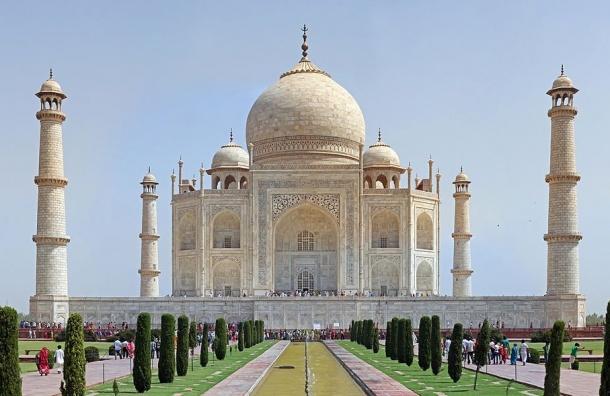 Верховный суд Индии задумался осносе Тадж-Махала