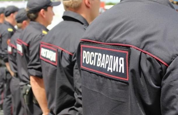 Росгвардейцы заполгода задержали более 10 тысяч человек
