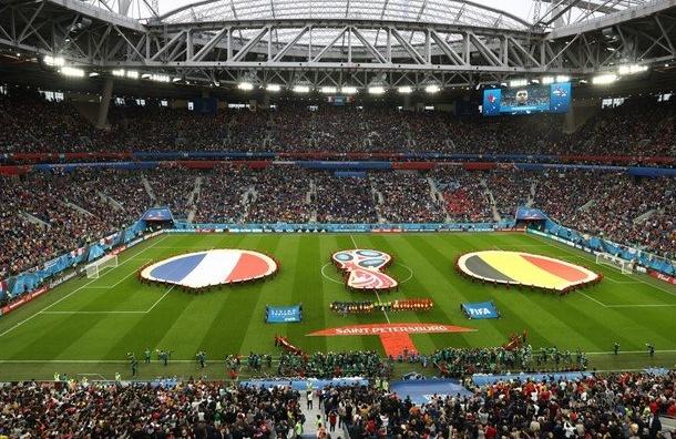 Китайцу запретили посещать все стадионыЧМ после матча вПетербурге