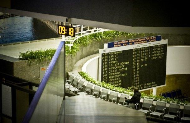 Аэропорт Пулково завремя ЧМ-2018 обслужил 2,2 млн пассажиров