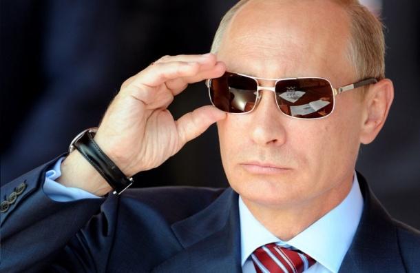 Путин примет Главный военно-морской парад вПетербурге