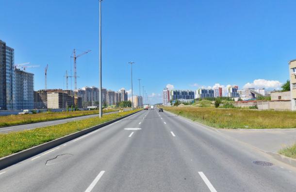 Парашютную улицу вПетербурге отремонтируют за38 миллионов рублей