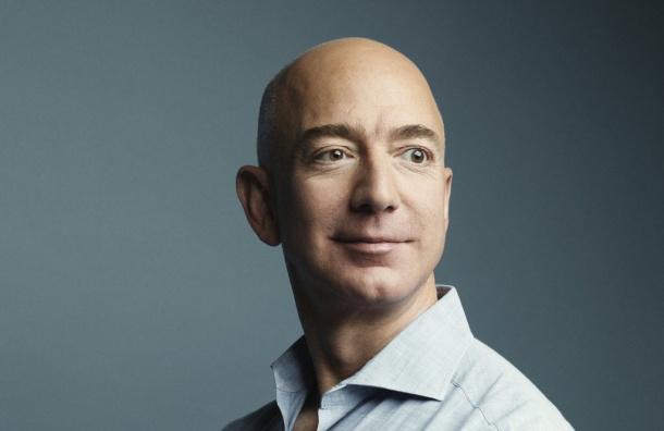 Самым богатым человеком вистории стал глава Amazon