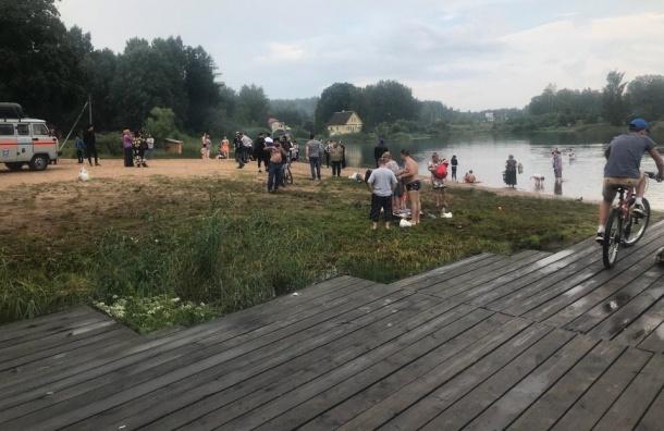 Мужчина утонул вКолтушах