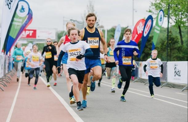 Полумарафон «Северная столица» впервые пройдет вПетербурге