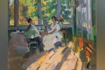 «Веранду» импрессиониста Коровина купили за560 тысяч евро