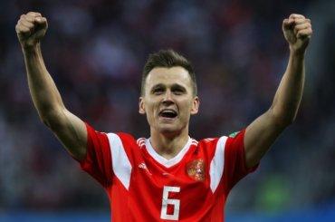 ФИФА включила Черышева всписок открытий ЧМ-2018