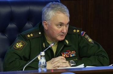Командующий ЗВО уезжает вМоскву