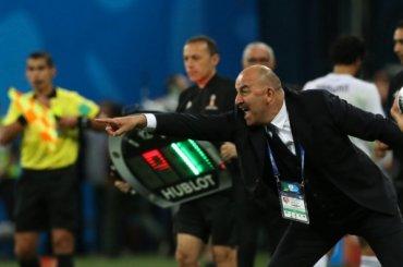 ФИФА номинировала Черчесова название лучшего тренера года
