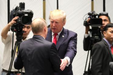 Финны выставили пограничников награницах страны из-за встречи Путина иТрампа