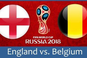 Бельгия иАнглия разыграют третье место ЧМ-2018 вПетербурге