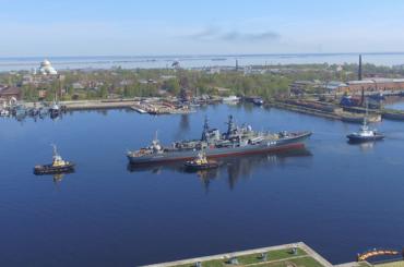 Корабль-музей «Беспокойный» откроется вПетербурге