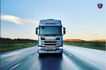 Scania вПетербурге начала производить грузовики нового поколения