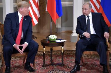 Шварценеггер назвал Трампа навстрече сПутиным «вареной макарониной»