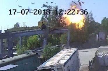 Два человека погибли при взрыве наЛитовской улице