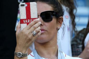 Жена форварда сборной Англии оставит вРоссии 11 миллионов рублей