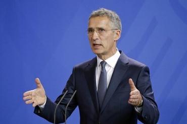 Глава НАТО: мывидим все более уверенную всебе Россию