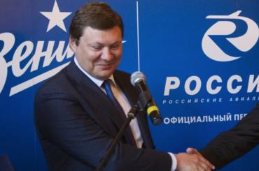 РуководствоФК «Зенит» непродлило контракт сМитрофановым