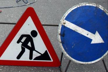 Новые ограничения движения вПетербурге вступят всилу 22июля
