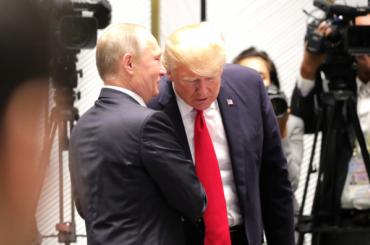 Трамп: переговоры сПутиным могут быть непродуктивны