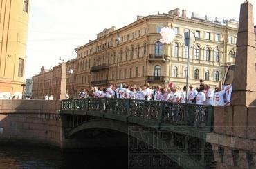 Петербург втопе самых романтичных мест мира