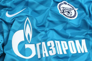 «Зенит» будет рекламировать дочку «Газпрома»