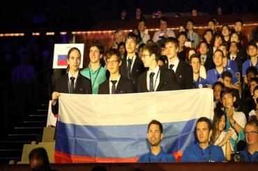 Петербургский школьник помог добыть золото намеждународной олимпиаде вЛиссабоне