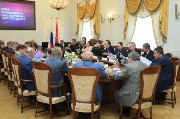 Полтавченко рассказал оперспективных городских проектах для инвесторов