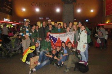 Петербургские студенты ищут вКрыму экспонаты для Эрмитажа