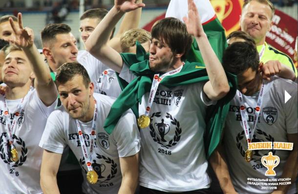ФК «Тосно» должен футболистам 60 миллионов рублей