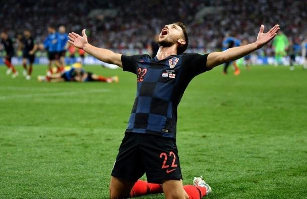 Хорватия вышла вфинал чемпионата мира