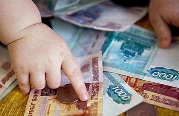 Петербурженку осудили занеуплату алиментов троим сыновьям