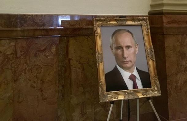 Госслужащую наказали запортрет Путина вКапитолии Колорадо